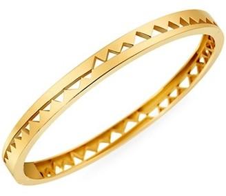 Akillis Capture Me 18K Yellow Gold Bangle Bracelet