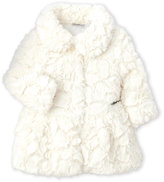 Calvin Klein Newborn/Infant Girls) Faux-Fur Jacket