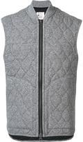 Champion zipped vest