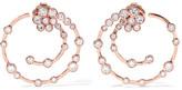 Ippolita Glamazon® Stardust 18-karat Rose Gold Diamond Earrings - one size