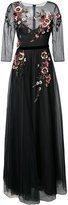 Marchesa embellished floral gown