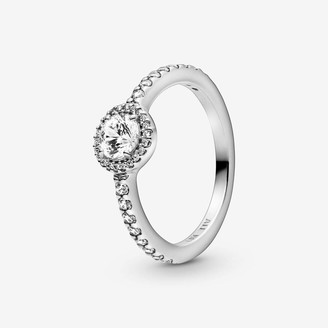 Pandora Sterling Silver Rings Up To 50 Off At Shopstyle Uk