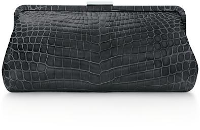 Tiffany & Co. Holly clutch