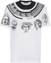 Versace Balleto Print T-Shirt
