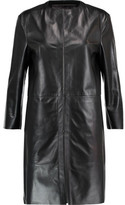 Drome Leather Coat