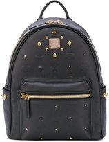 MCM studded backpack - men - Leather/Polyurethane - One Size