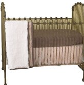 Cotton Tale Designs Nightingale 3 Piece Crib Bedding Set by