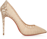 Christian Louboutin Follie Draperia 100mm pumps