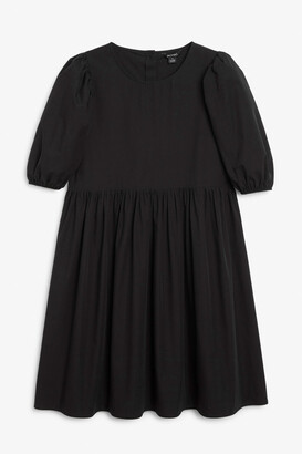 Monki Puff sleeve dress