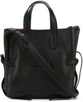 Jil Sander mini shopper tote