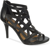 Fergalicious Histeria Caged Dress Sandals