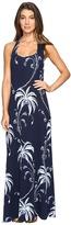 Tommy Bahama Palm Tree Tropics Maxi Dress Women's Dress