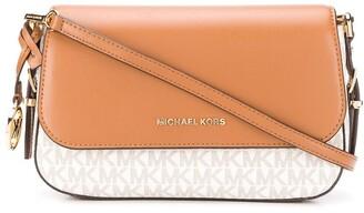 MICHAEL Michael Kors Bedford Legacy logo-print crossbody bag