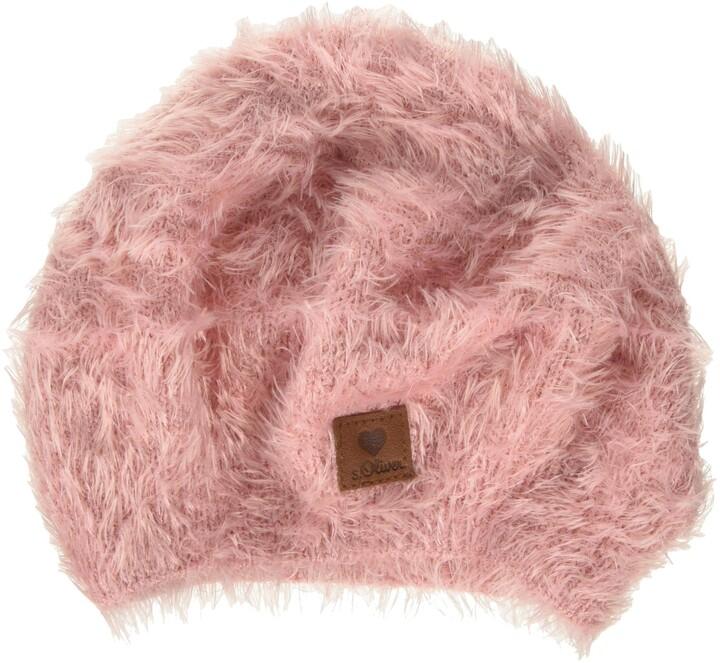 S'Oliver Girls' 58.909.92.2258 Hat