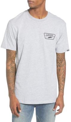 Vans Full Patch Logo T-Shirt