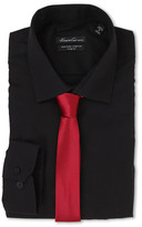Kenneth Cole New York L/S SlimFit Non-Iron Solid Dress Shirt