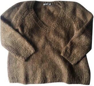Mes Demoiselles ... Beige Wool Knitwear for Women