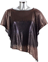 Vince Camuto Ombre Sequin Tee