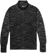 Bottega Veneta - Jacquard-knit Cardigan
