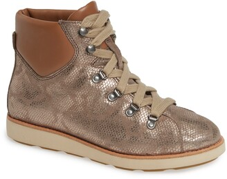 Bionica Natick Lace-Up Boot