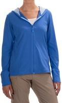Columbia PFG Reel Beauty Omni-Wick® Hoodie - UPF 15, Full Zip (For Women)