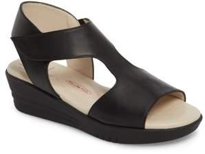 Amalfi by Rangoni Gabby Platform Sandal