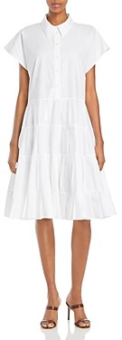 See by Chloe Button-Front Shift Dress