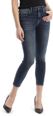 Mavi Jeans Tess High Waist Crop Skinny Jeans