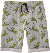 Epic Threads Dino-Print Knit Shorts, Little Boy, Created for Macy's