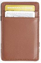 Royce Leather ROYCE Magic Wallet in Genuine Leather - Black/Tan