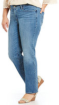 Levi's s Plus 314 Shaping Straight Jeans