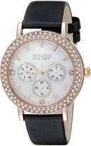 SO & CO New York Women's 5216L.5 Madison Analog Display Quartz Watch