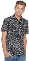 Rock & Republic Big & Tall Colorblock Button-Down Shirt
