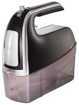 Hamilton Beach Black Open Handle Hand Mixer with Case- 62620
