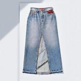 Tommy Hilfiger Denim Maxi Skirt
