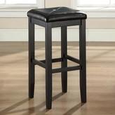 Crosley Furniture 2-piece Square Seat Bar Stool Set