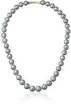 Gabrielle Sanchez 9-11mm Graduated Taupe Tahitian Pearl Strand