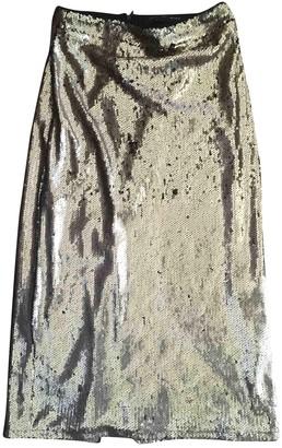 House Of Harlow Gold Skirt for Women