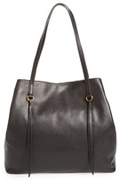 Hobo Kingston Leather Tote - Black