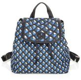 Tory Burch Scout Printed Small Backpack