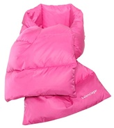 Balenciaga Down-filled quilted scarf