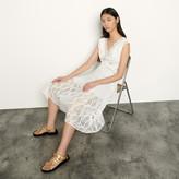 SandroSandro Long sleeveless lace dress