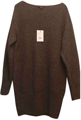 Theory Grey Wool Dress for Women