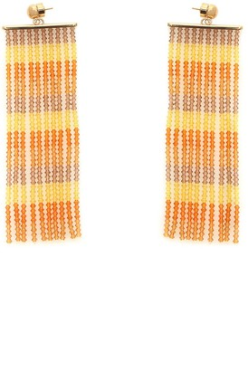 Jacquemus Beaded Tassel Earrings