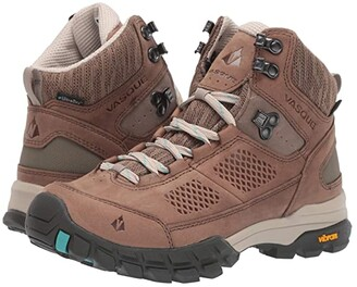 Vasque Talus AT Mid Ultradry (Brindle/Baltic) Women's Shoes
