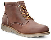Ecco Holbrook Leather Utility Boots