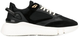 Buscemi panelled sneakers