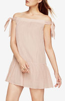 BCBGMAXAZRIA Beckie Off-The-Shoulder Dress