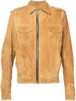 Amiri - biker jacket - men - Leather - L