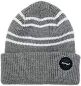 RVCA Beanies Senate Beanie - Heather Grey